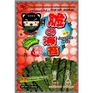 忍者貓厚片脆海苔-辣味