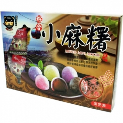 【忍者貓】台灣綜合小麻糬