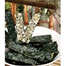忍者貓海苔杏仁脆片-原味、辣味